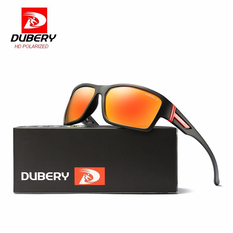 bf8830a6a44f8 DUBERY Men Women Fashion Sunglasses Polarized Sunglasses