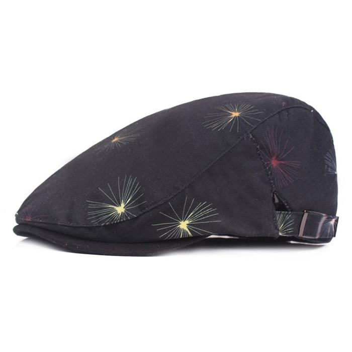 ada92ef1e87  FM  Grid Cotton Casual Breathable Outdoor Visor Forward Hat