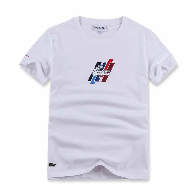 Lacoste 6 color high quality t/s for men's size s to xl