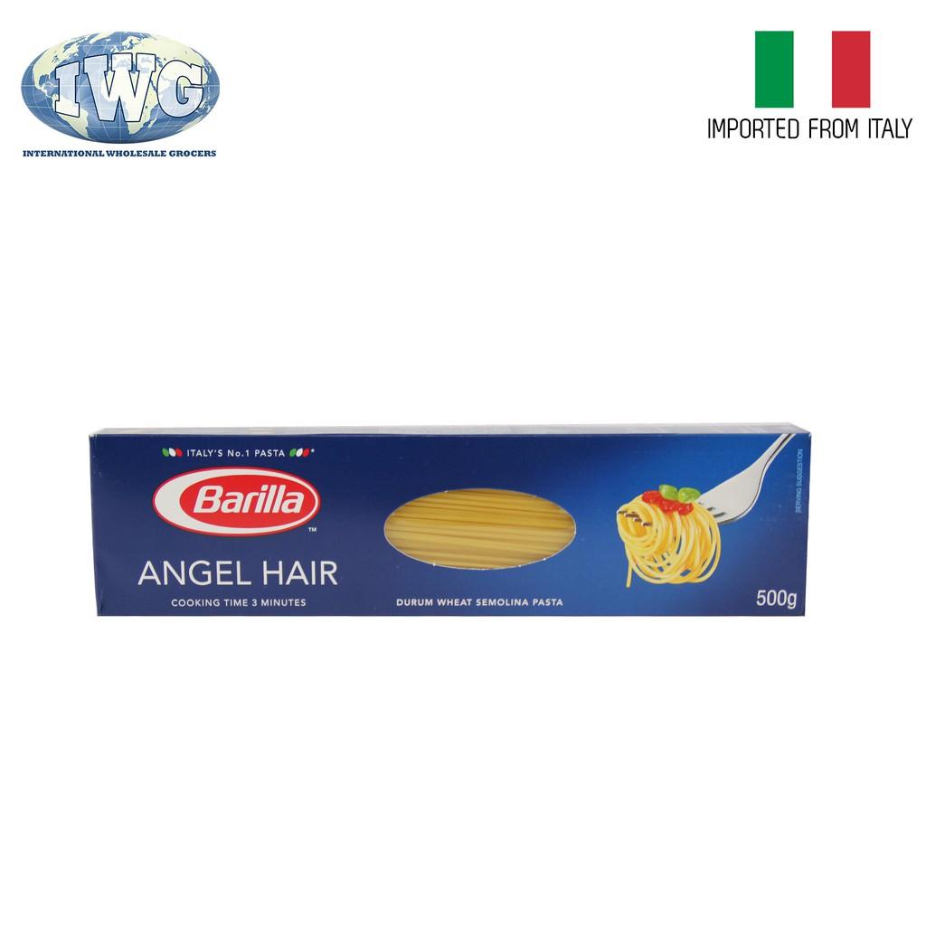 IWG BARILLA Angel Hair