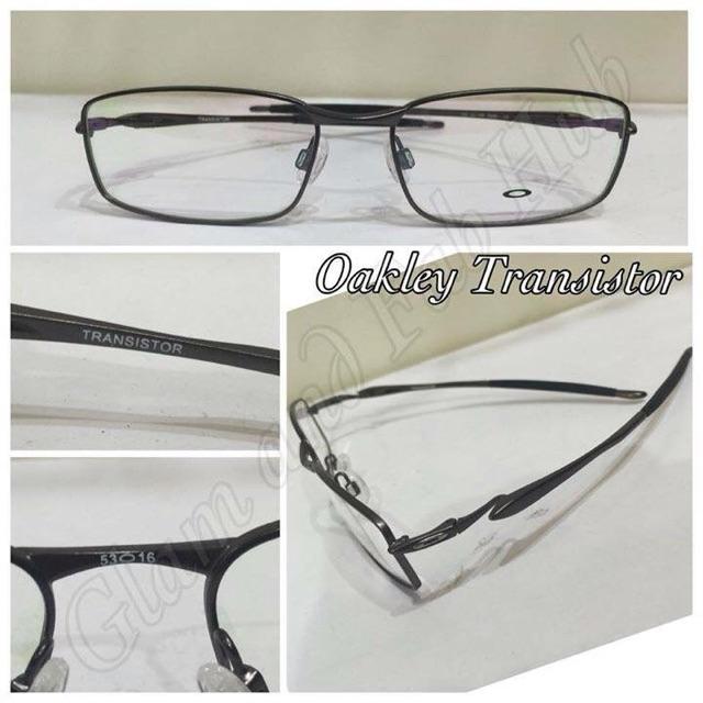 aac035e91f Oakley transistor eyeglasses
