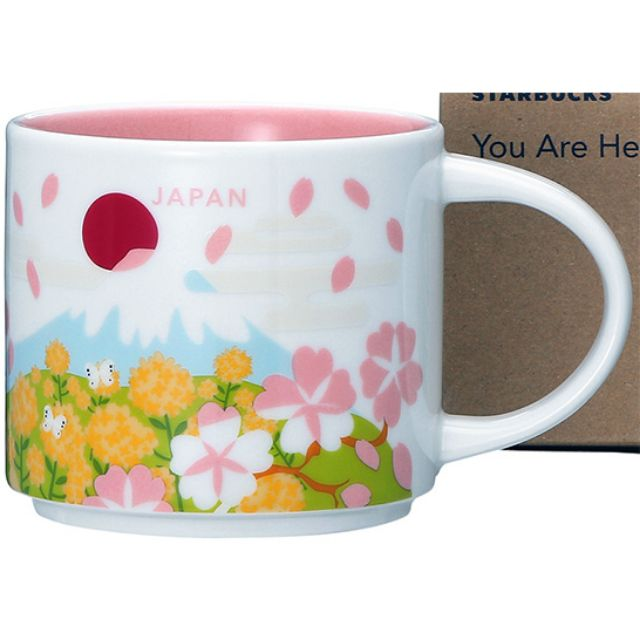 f9a151383b8 ProductImage. ProductImage. Sold Out. Starbucks Japan You Are Here Mug ...