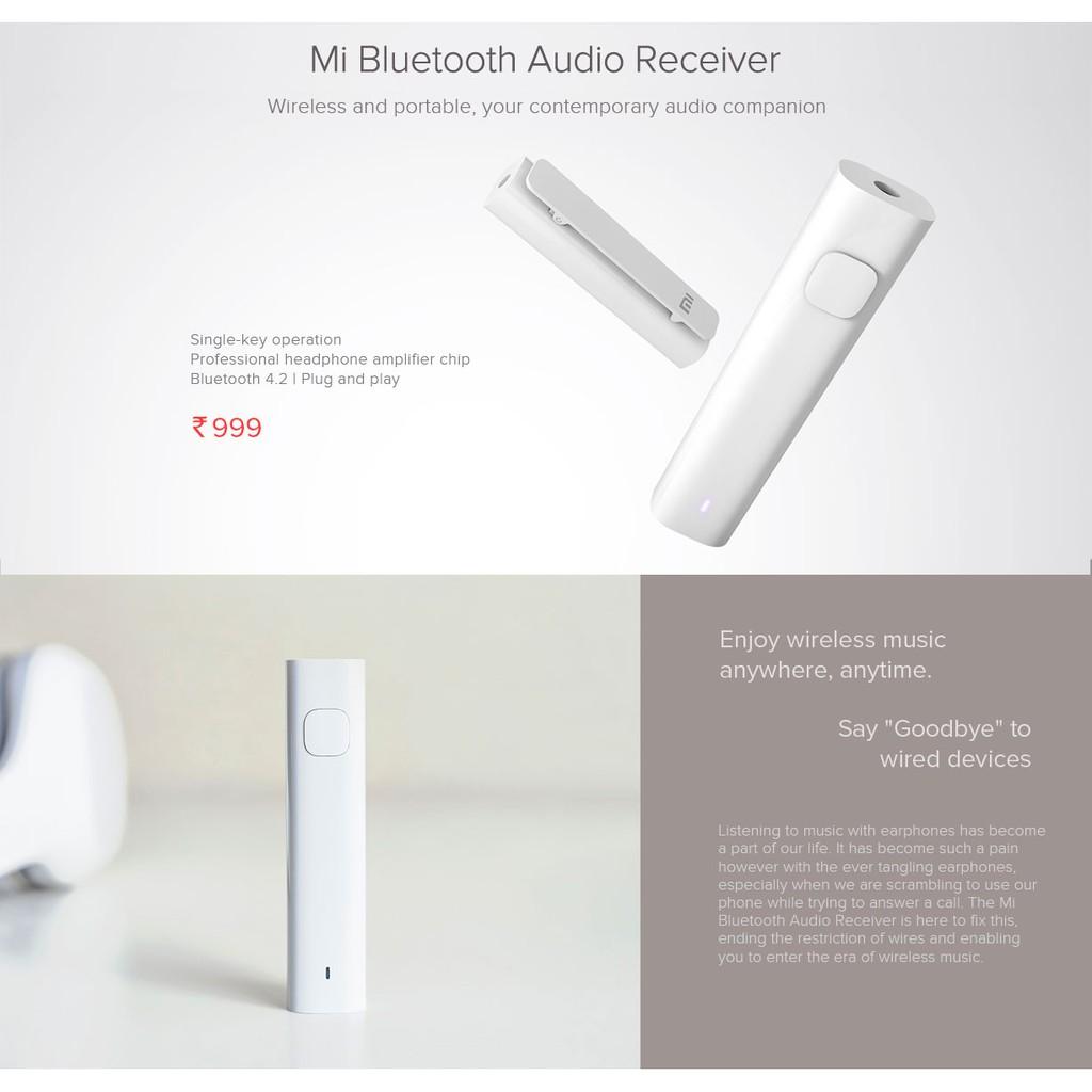 Xiaomi Mi Bluetooth Audio Receiver Original XIaomi PH Unit