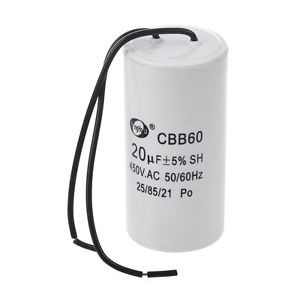 Motor Capacitor 450v Wire Type Shopee Philippines