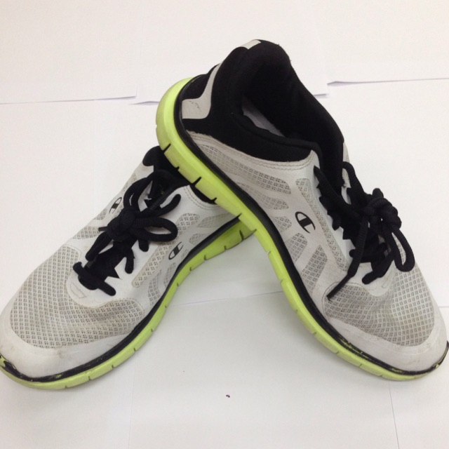 Champion Rubber Shoes From Payless