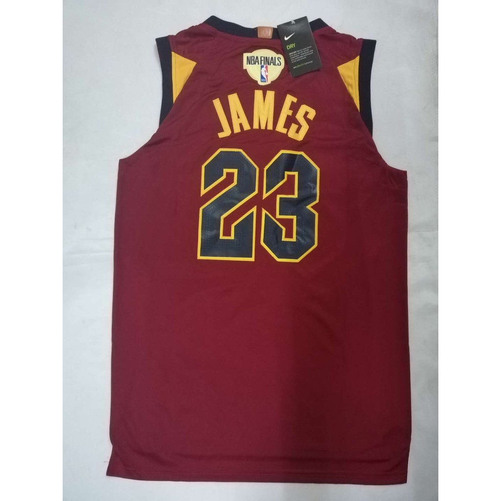 factory price 6d205 d66e5 Lebron James 23 Cleveland Cavaliers Basketball Jersey ...