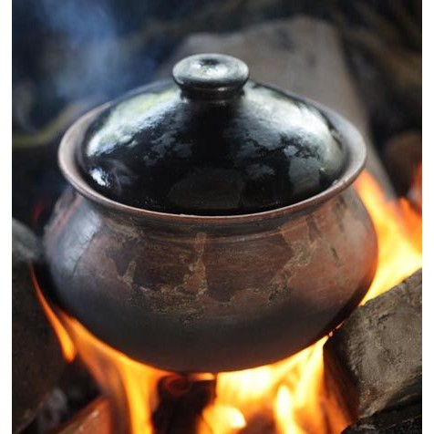 clay pot for cooking philippines Clay Pot Palayok Native Filipino Cooking Style Medium Size 2.2 x 2 x 2 Inch
