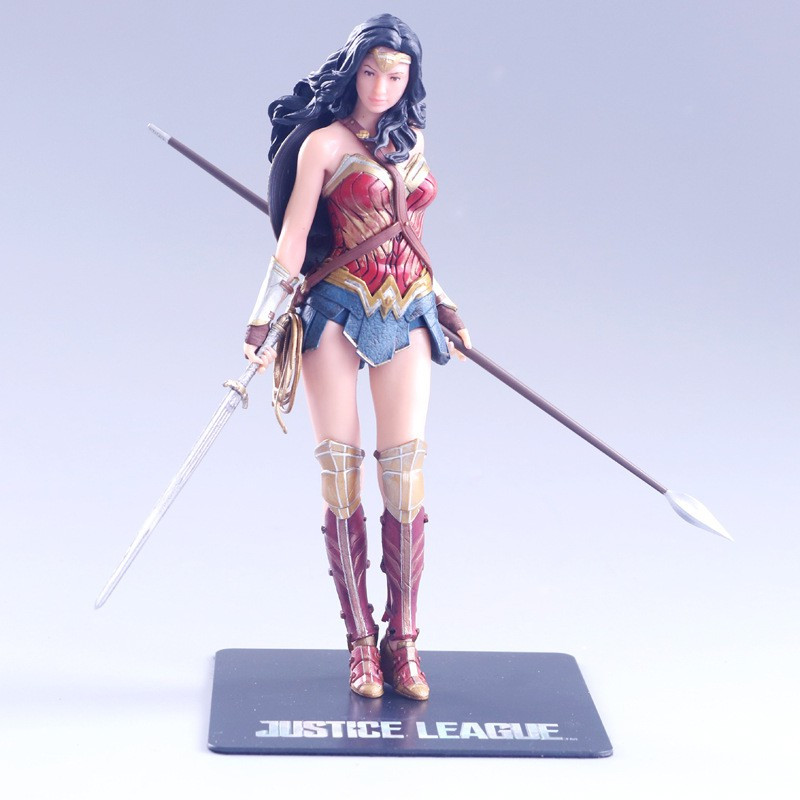 1//10 Statue Action Figure Gift DC Comic WONDER WOMAN Justice League Movie ArtFX