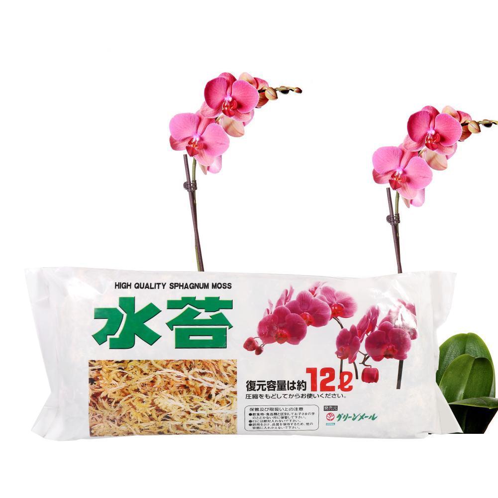 Sphagnum Moss Moisturizing Nutrition Organic Fertilizer For