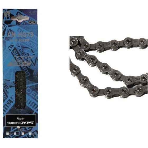 11e69e42841 ProductImage. ProductImage. CN-HG73 Chain Bicycle MTB Bike Class A Shimano  Deore 9 speed