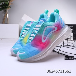 grand choix de 59000 09219 Authentic Nike Air 720 Rainbow Series Women's Shoes Running Shoes Sneakers