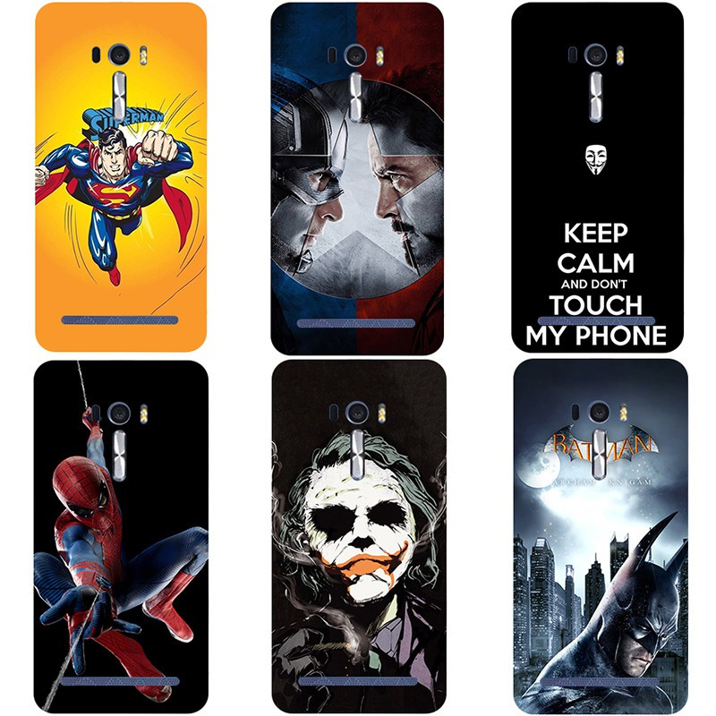 Provided Good Quality Colorful Cases For Asus Zenfone Go Zc500tg Z00vd Printing Drawing Phone Girls Cover Silicone Soft Case Cellphones & Telecommunications