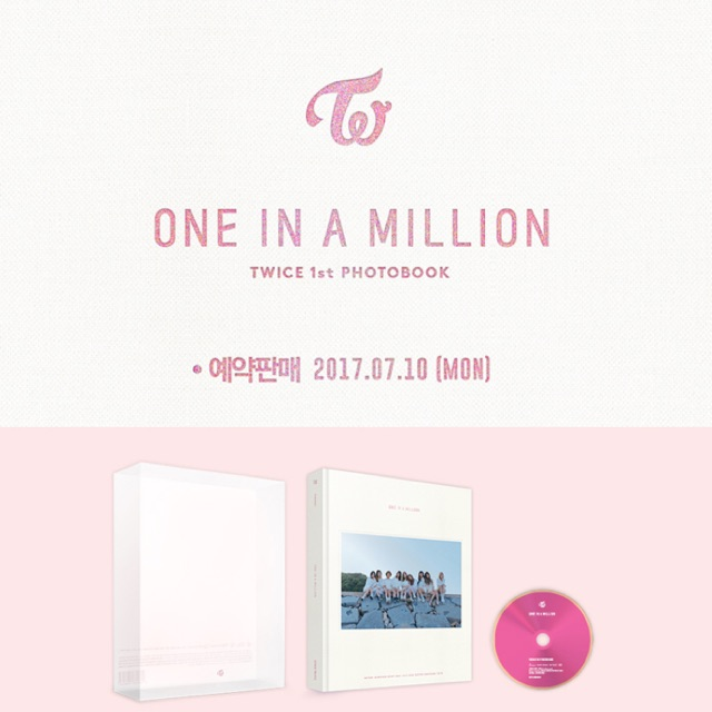 Twice 1st Photobook One In A Million Shopee Philippines