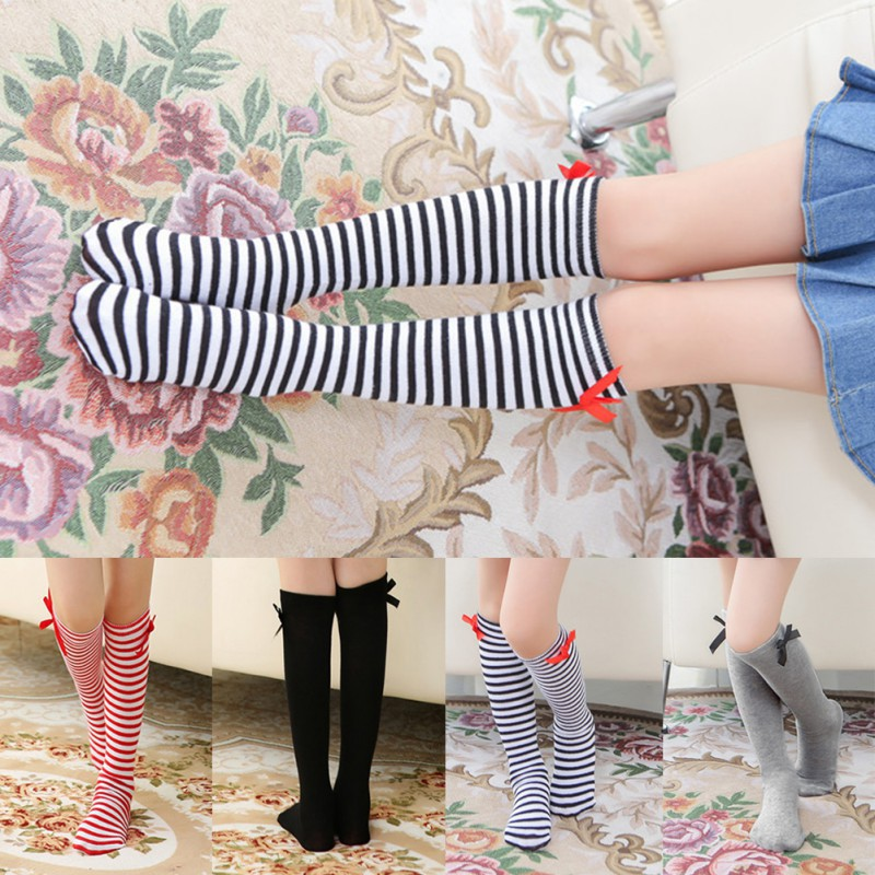 387f9401931 Breathable Thin Cotton Mosquito Baby Socks Baby Knee Socks