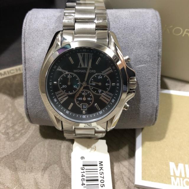 7e0d07fe6050 MICHAEL KORS Bradshaw Black Face MK Watch Mk5705