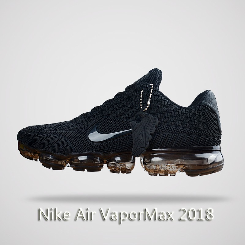 best cheap 76b74 b26d8 Nike air Vapormax 2018 Men Shoes Comfortable Sneakers Brown   Shopee  Philippines