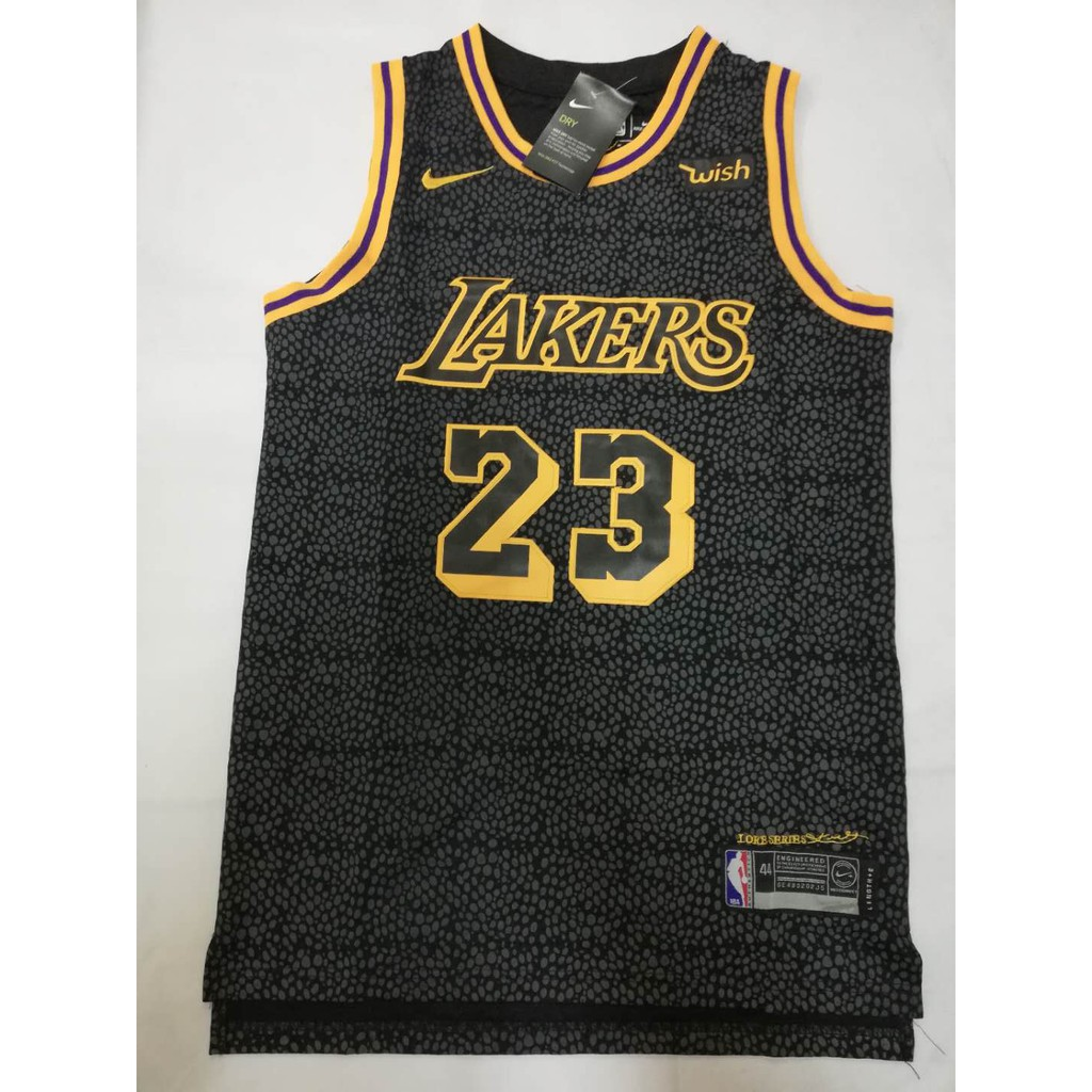 LEBRON JAMES LAKERS JERSEY 2018