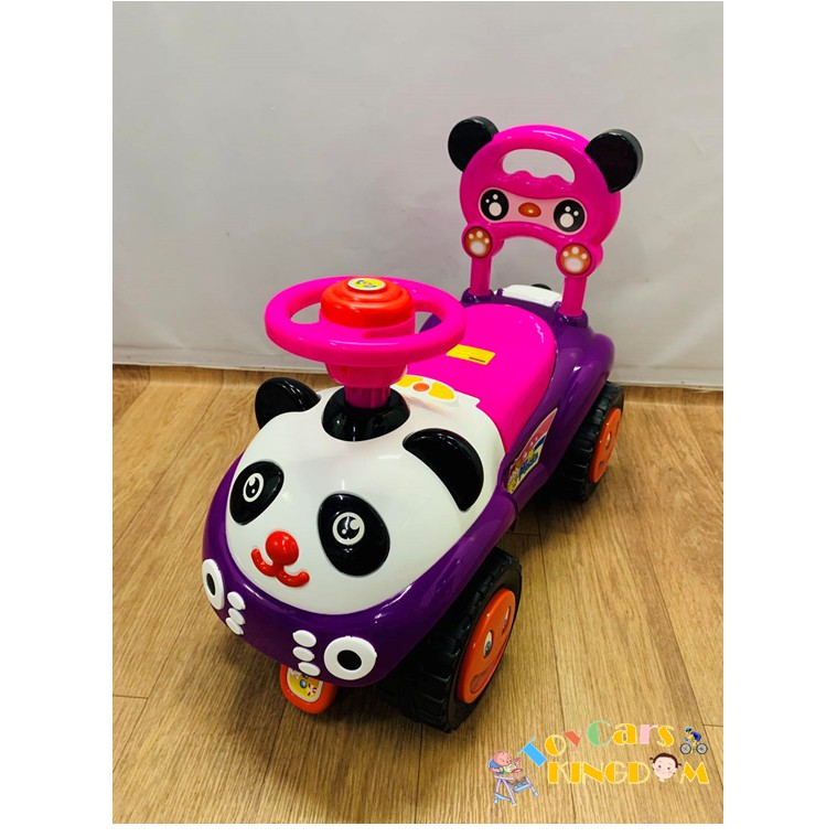 Kids Ride On Vehicle Car Foot To Floor
