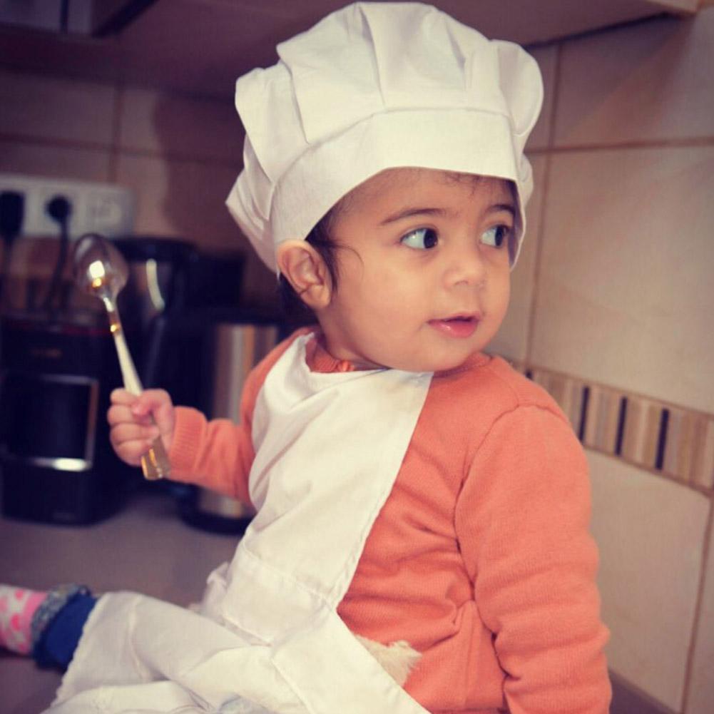 2eba7ff28dd6e 🌈taylors🌈Cute Fashion Baby Infant Chef Apron Costume Photo Photography  Prop Clothe
