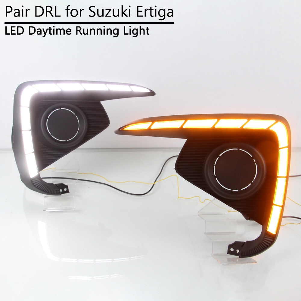 For Suzuki Ertiga Gl 2018 2019 2020 Drl Daytime Running Light L