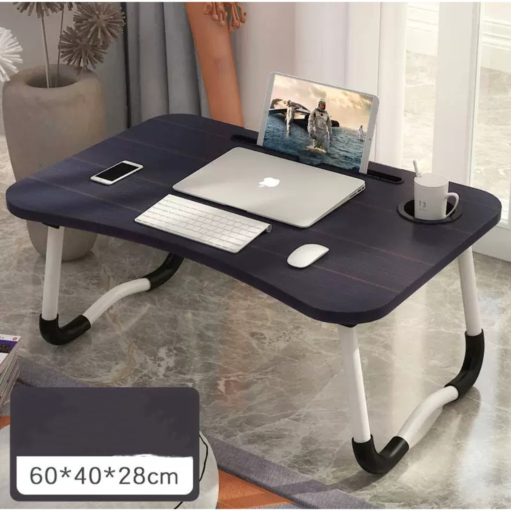 Foldable Laptop Bed Table Stand