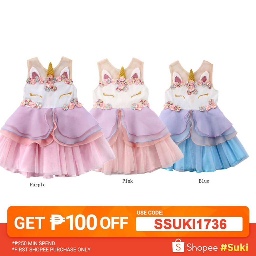 bd0773074 Shop Girls' Fashion Online - Babies & Kids | Shopee Philippines