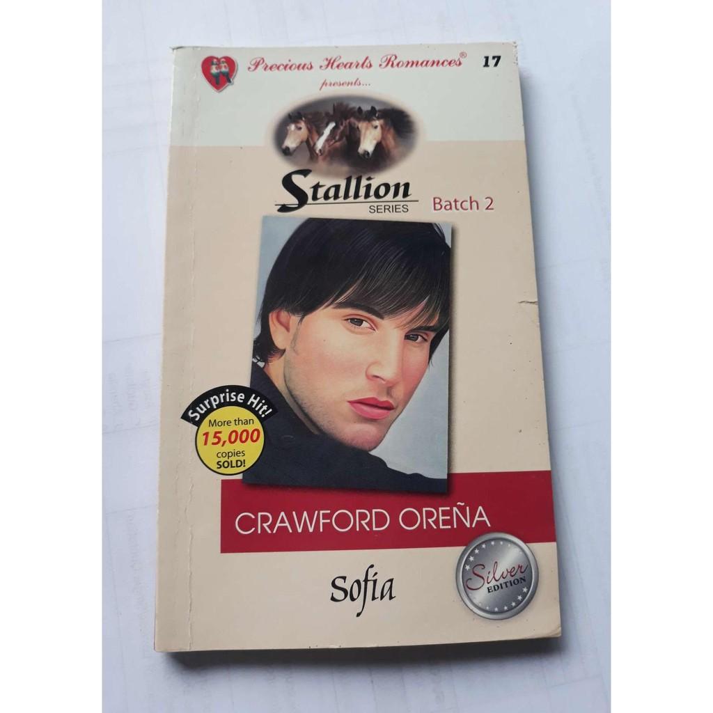 Pocketbook Surprise Hit Stallion Series Batch 2 by Crawford Orena