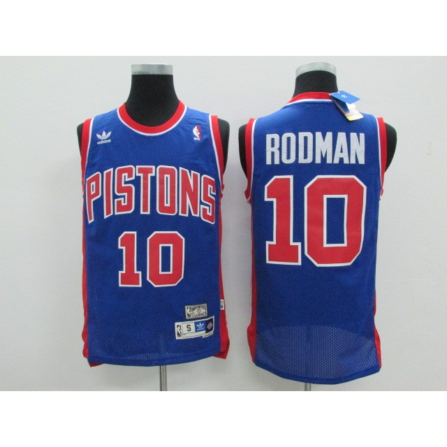 timeless design 403fe 54e63 Nike Dennis Rodman #10 Detroit Pistons NBA Jersey sell well