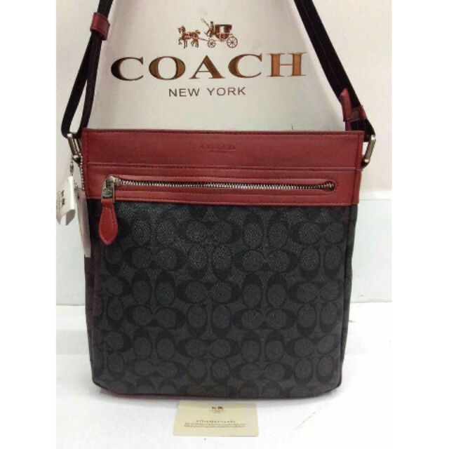 COACH SLING BAG FOR WOMEN REPLICA | Shopee Philippines