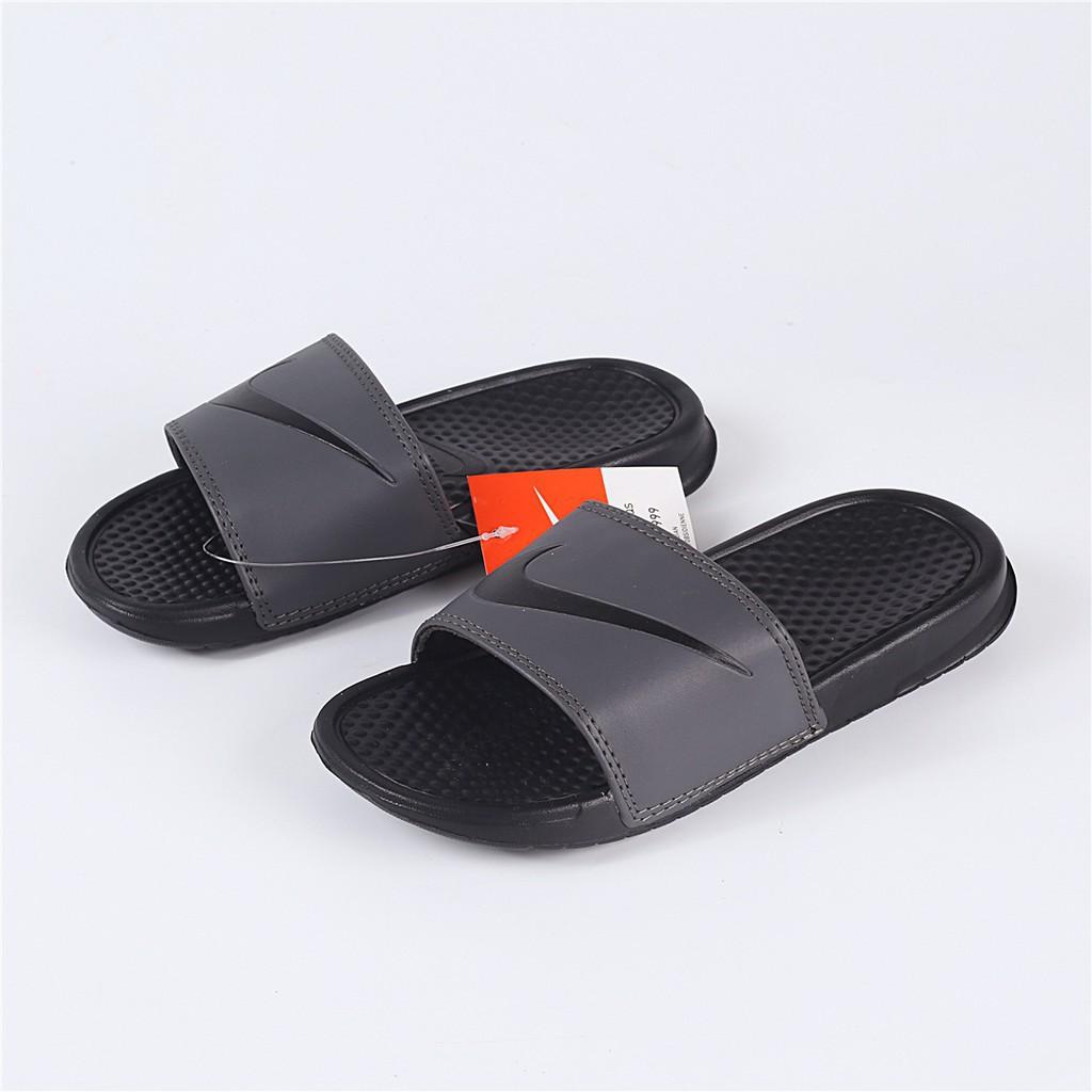 52b231ee3e3d3 black slipper - Prices and Online Deals - Men s Shoes Apr 2019 ...