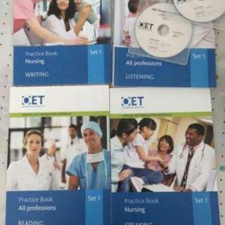 OET Manual for Nurses free OET preparation support pack