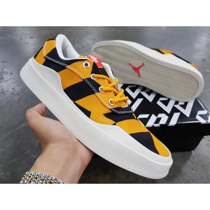 jordan westbrook 0.3 yellow blue shoes