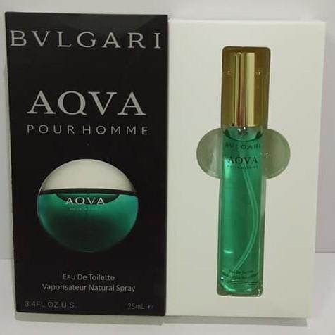 f4812c4ad3 bvlgari aqva pour homme 25ml | Shopee Philippines