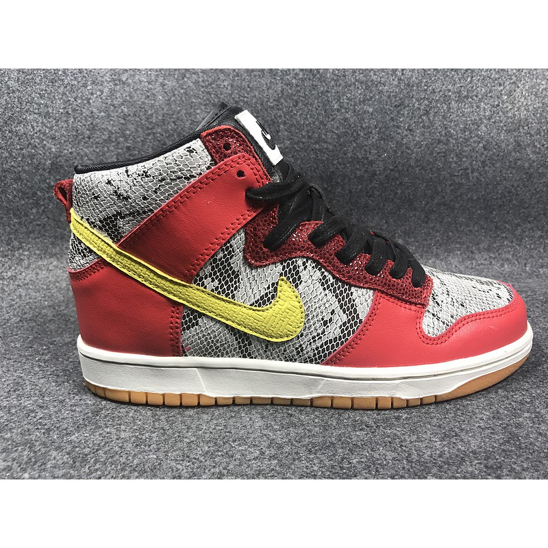 best deals on 087c3 043be Original Sneakers Wmns Nike Dunk Hi LX 881233-800 Red   Shopee Philippines
