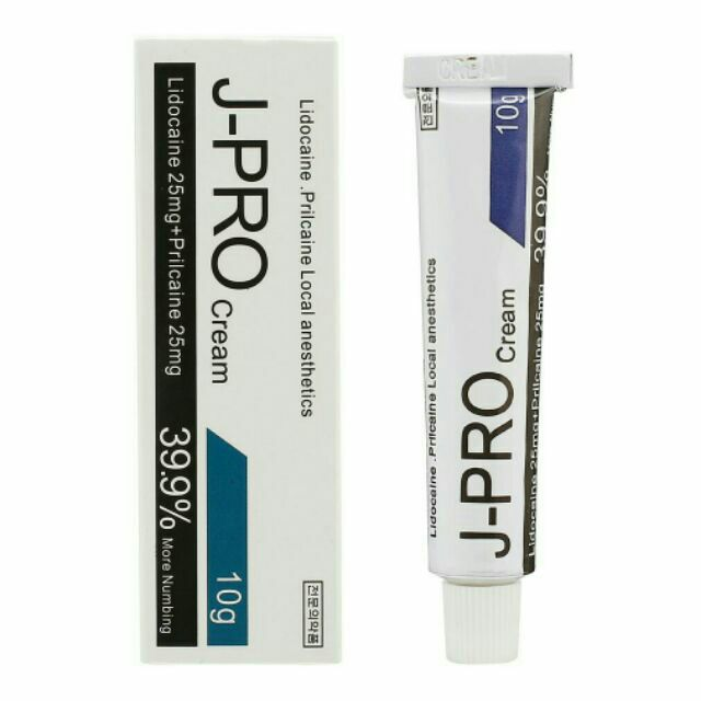 J-PRO Anesthetic Cream (Numb Cream)
