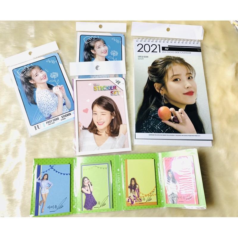 Iu 2022 Calendar.Onhand Lee Jieun Iu Desk Calendar 2021 2022 And Other Merch Shopee Philippines