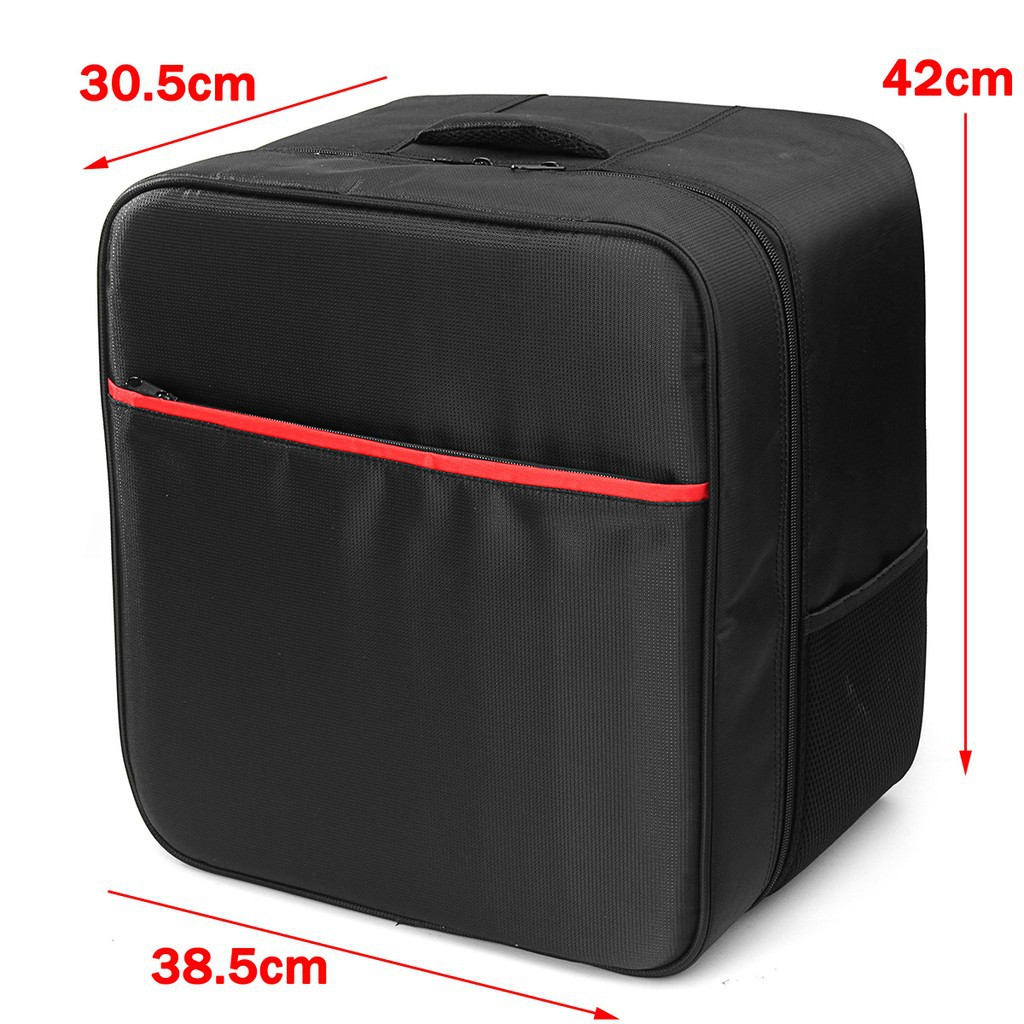 Backpack Shoulder Bag Travel Storage Bag Carrying Case For Parrot Bebop 2.0 K