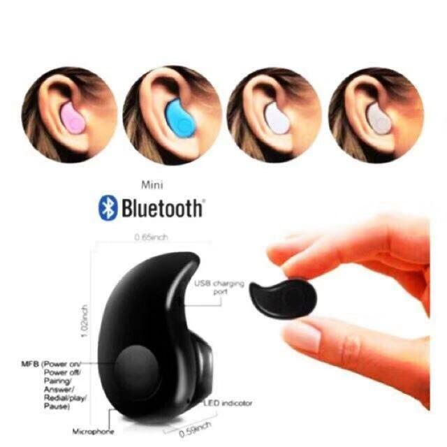 Mini wireless Bluetooth earphone headset v4.1
