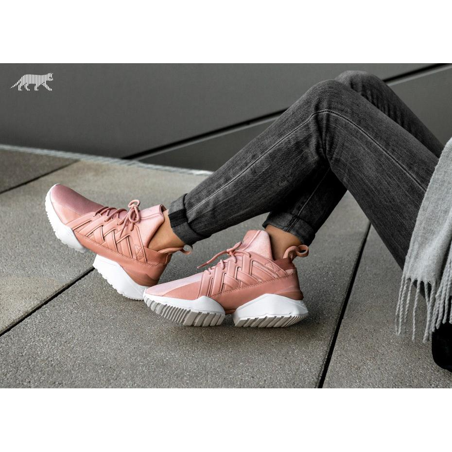 a613b77aa9 PUMA Women's Muse Echo Satin EP Sneakers Badminton shoes | Shopee ...