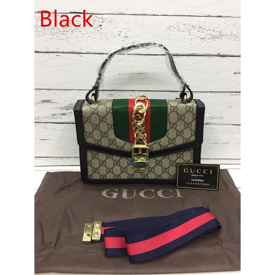 01d1a925a70 JC wholesale  Gucci belt bag Canvas (8 16inch)