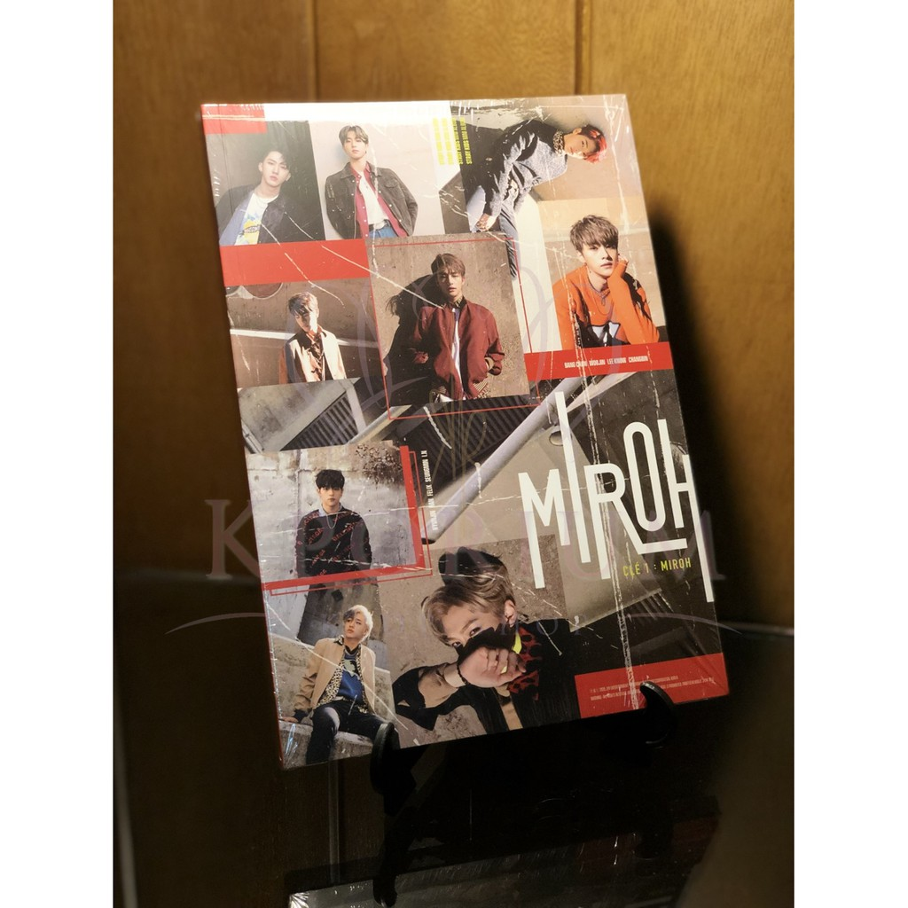 [On-Hand] Sealed Stray Kids Miroh