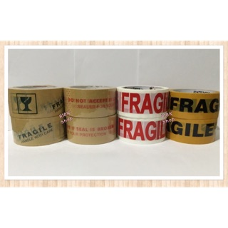 ✅COD FRAGILE Packaging Tape - ✅FREE Shipping | Shopee Philippines