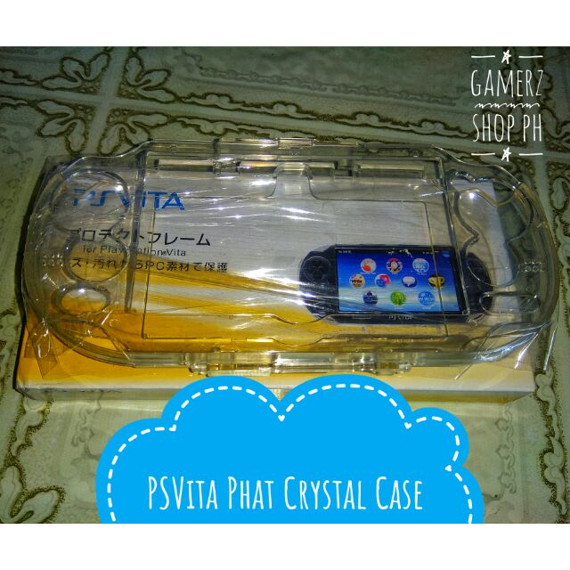 PS Vita Fat and Slim Crystal Case