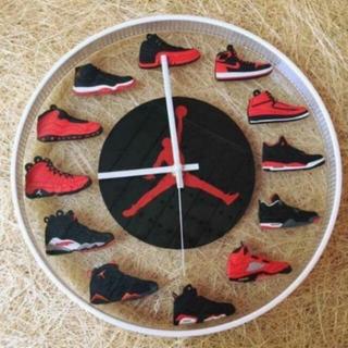 JORDAN WALL CLOCK | Shopee Philippines
