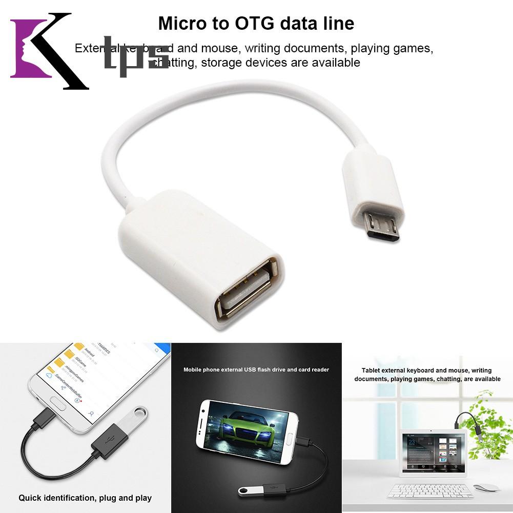 Card Reader to SD//TF//USB//Micro USB OTG HUB For Samsung Galaxy J7 Prime