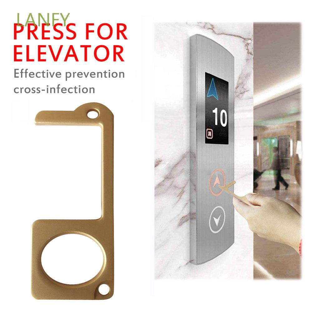 Lanfy No Touch Safety Protection Door Safety Door Opener Shopee Philippines