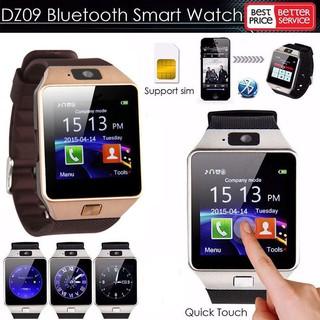 Smart Watch Dz 09 With Free Globe Lte Sim Shopee Philippines