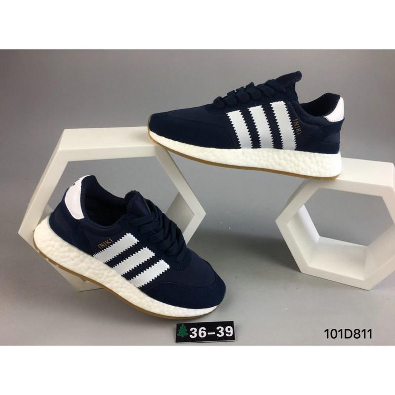 chengx Adidas clover INIKI RUNNER W XXXXX high quality real explosive f