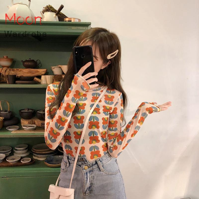 Moon Shop 💘 blouse promotion shirts affordable normal new