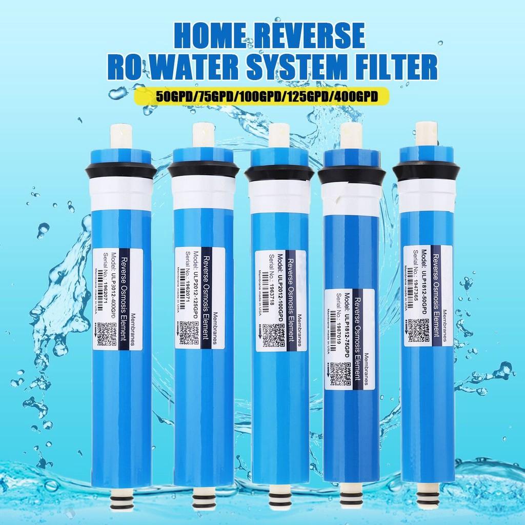 24-400GPD Reverse Osmosis RO Membrane Element Replacement// TDS METER// PH METER
